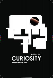 Curiosity Poster
